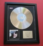 LADY GAGA - The Fame CD / PLATINUM PRESENTATION DISC